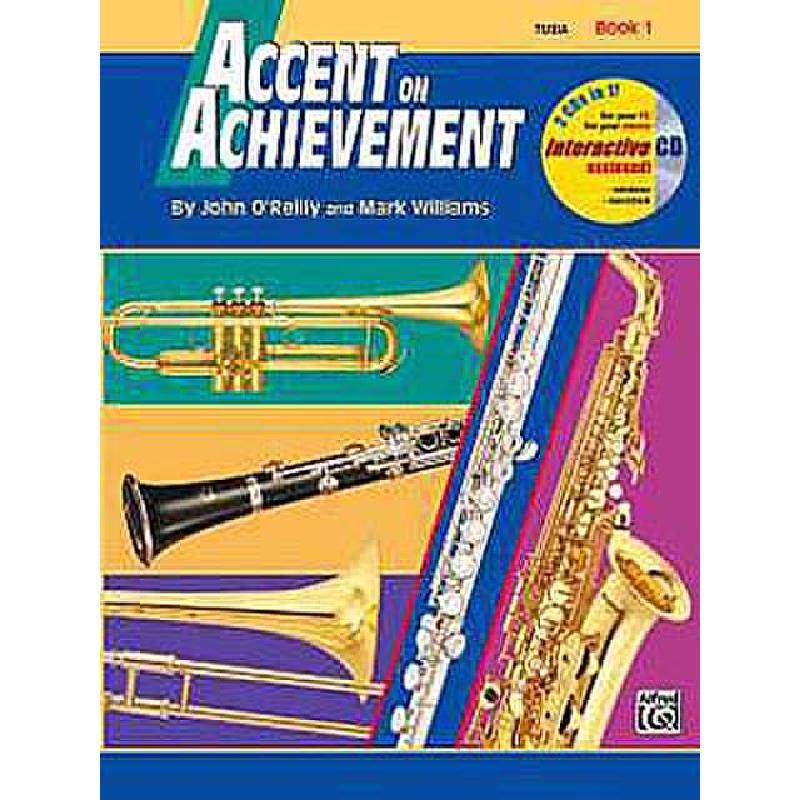 Titelbild für ALF 17095 - ACCENT ON ACHIEVEMENT 1