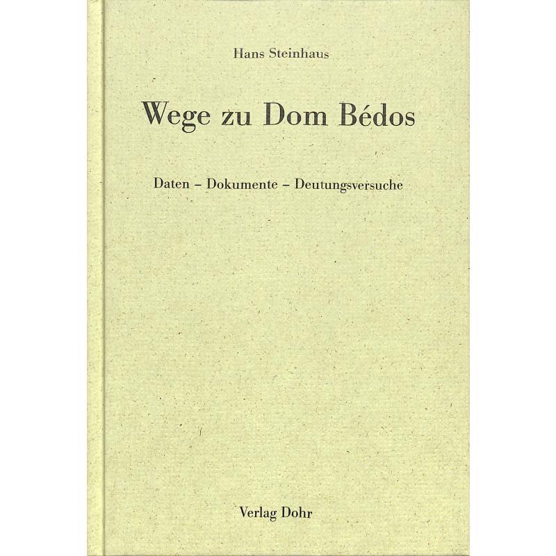 Titelbild für ISBN 3-925366-85-7 - WEGE ZU DOM BEDOS