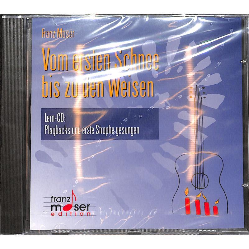 Titelbild für ISBN 3-901918-02-7 - VOM ERSTEN SCHNEE BIS ZU DEN WEISEN