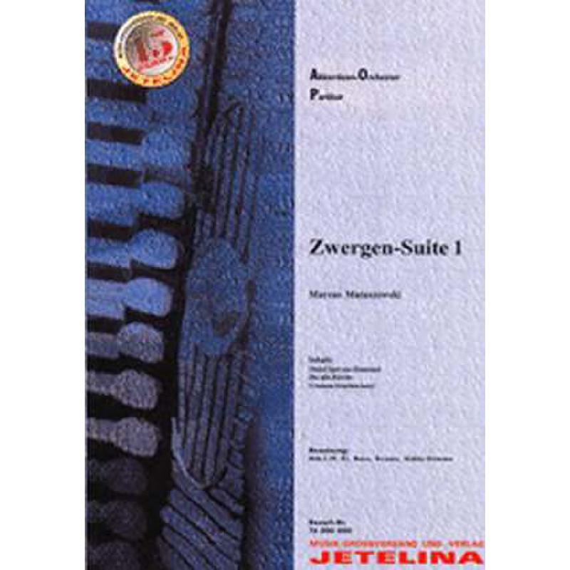 Titelbild für JETELINA 76000000 - ZWERGEN SUITE 1