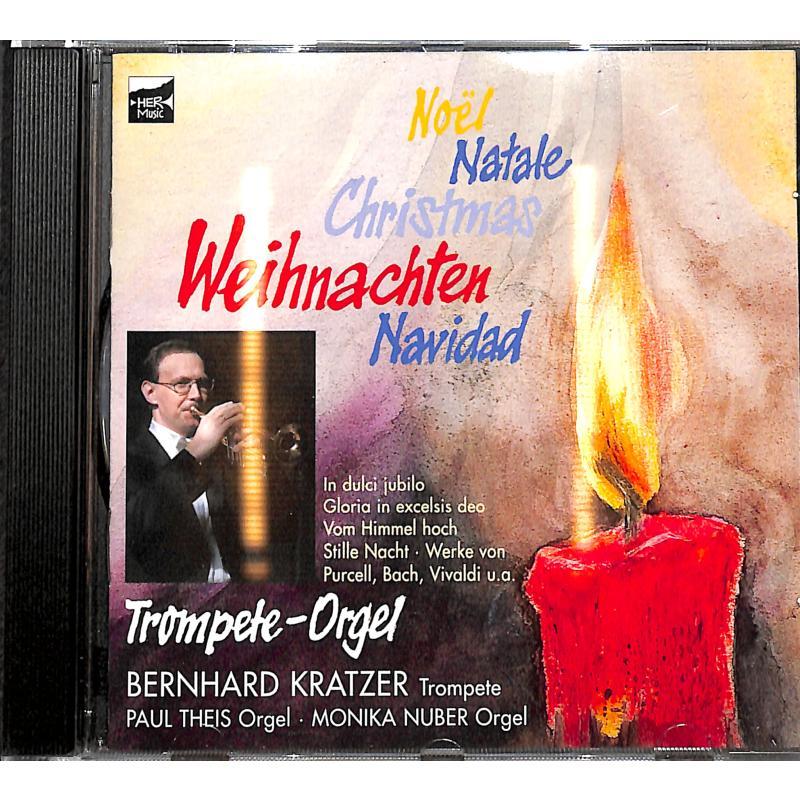 Titelbild für HER 10111 - WEIHNACHTEN NOEL NATALE CHRISTMAS NAVIDAD
