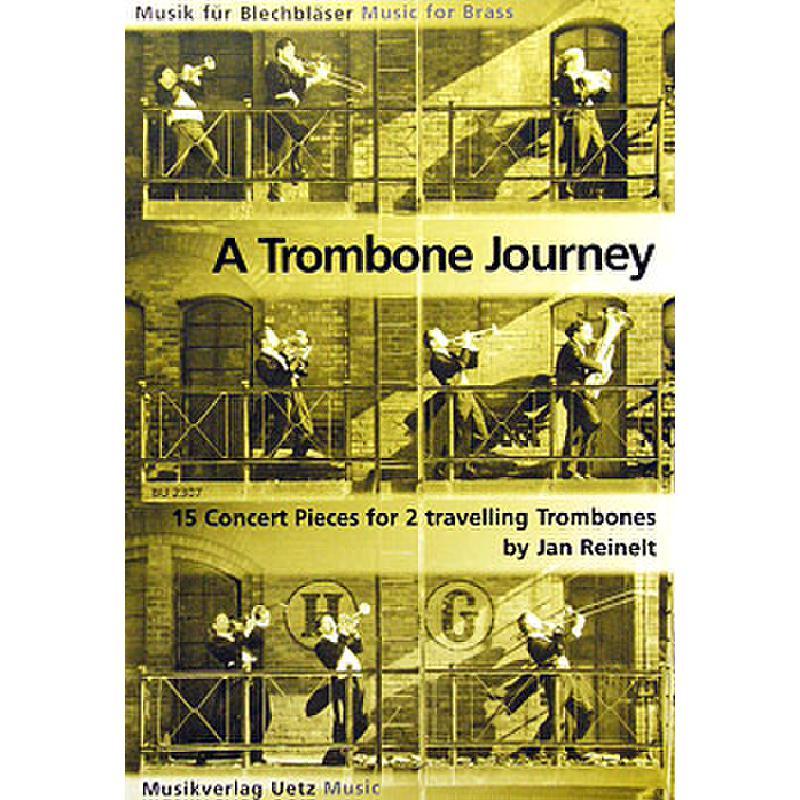 Titelbild für UETZ 2307 - A TROMBONE JOURNEY