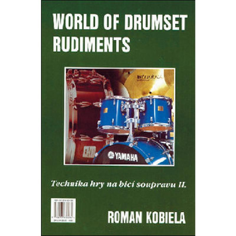 Titelbild für ISBN 80-238-8043-8 - WORLD OF DRUMSET RUDIMENTS