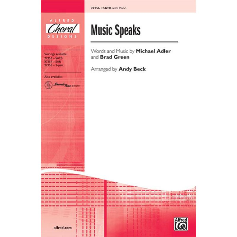 Titelbild für ALF 27256 - MUSIC SPEAKS