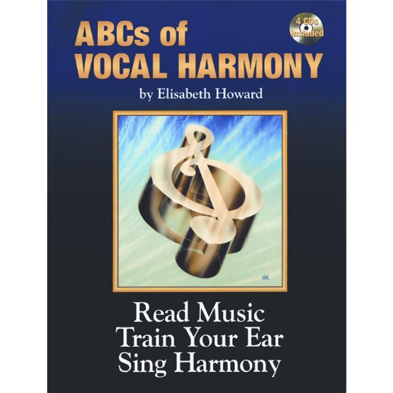 Titelbild für ALF 23811 - ABCS OF VOCAL HARMONY