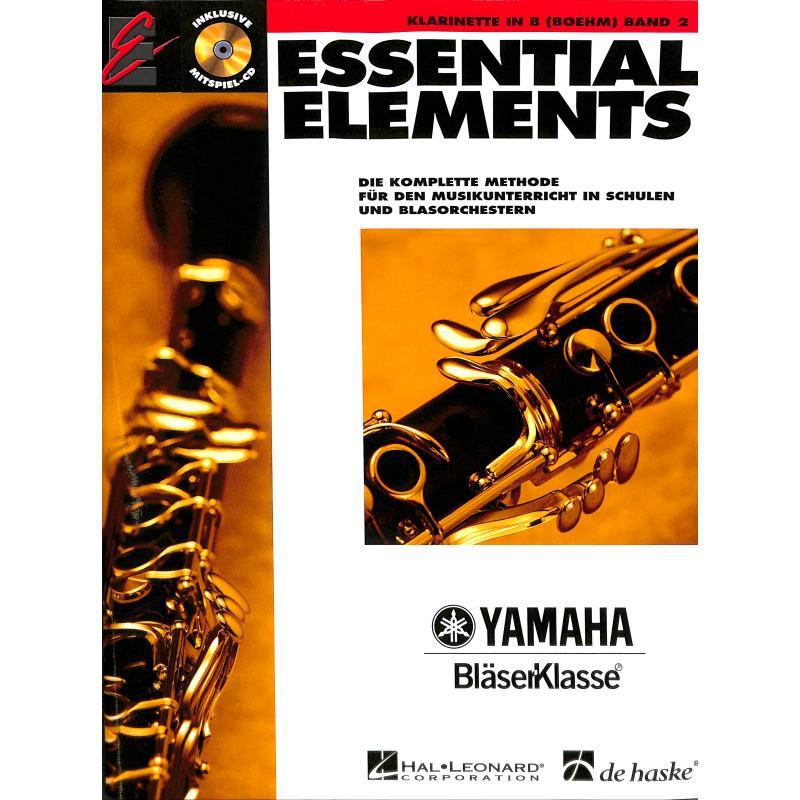 Titelbild für HASKE -DHE0865 - ESSENTIAL ELEMENTS 2