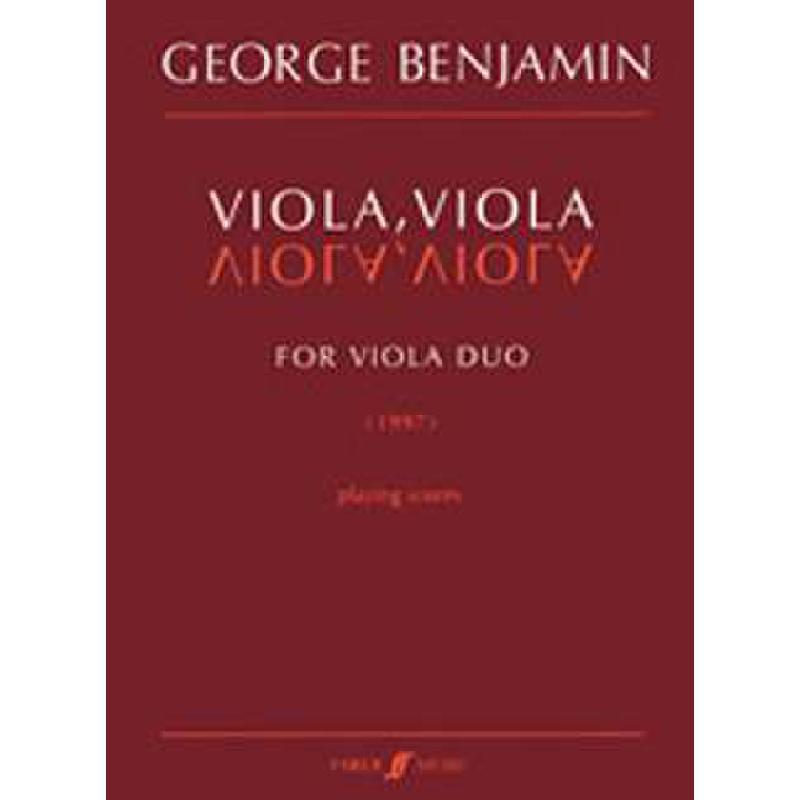 Titelbild für ISBN 0-571-51906-7 - VIOLA VIOLA