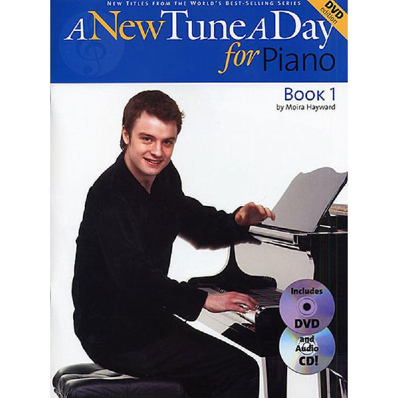 Titelbild für MSBM 11990 - A NEW TUNE A DAY 1