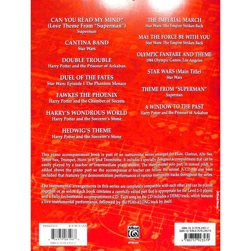 Notenbild für IFM 0425CD - VERY BEST OF
