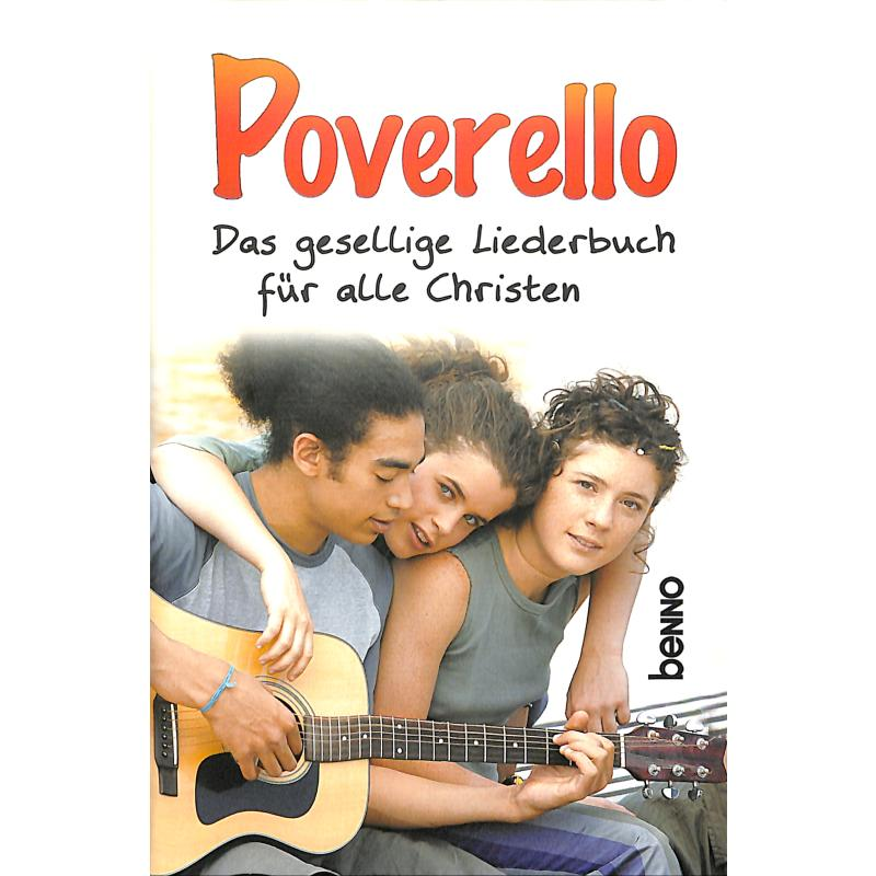 Titelbild für 978-3-7462-2416-9 - POVERELLO - EIN GESELLIGES LIEDERBUCH