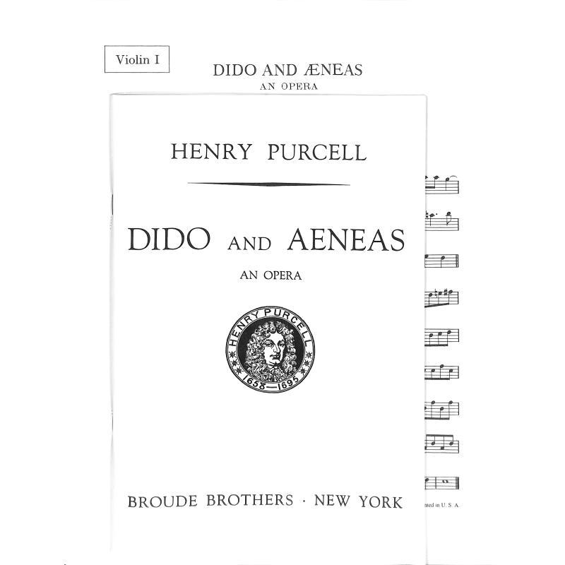 Titelbild für BROUDE 221-223 - DIDO + AENEAS