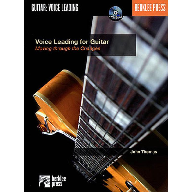 Titelbild für HL 50449498 - VOICE LEADING FOR GUITAR