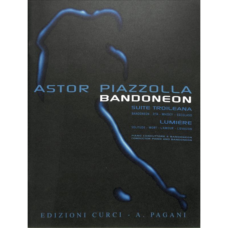 Titelbild für CURCI 10602 - BANDONEON