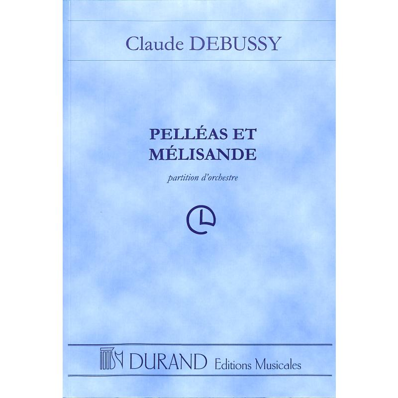 Titelbild für DD 7018 - Pelleas et Melisande