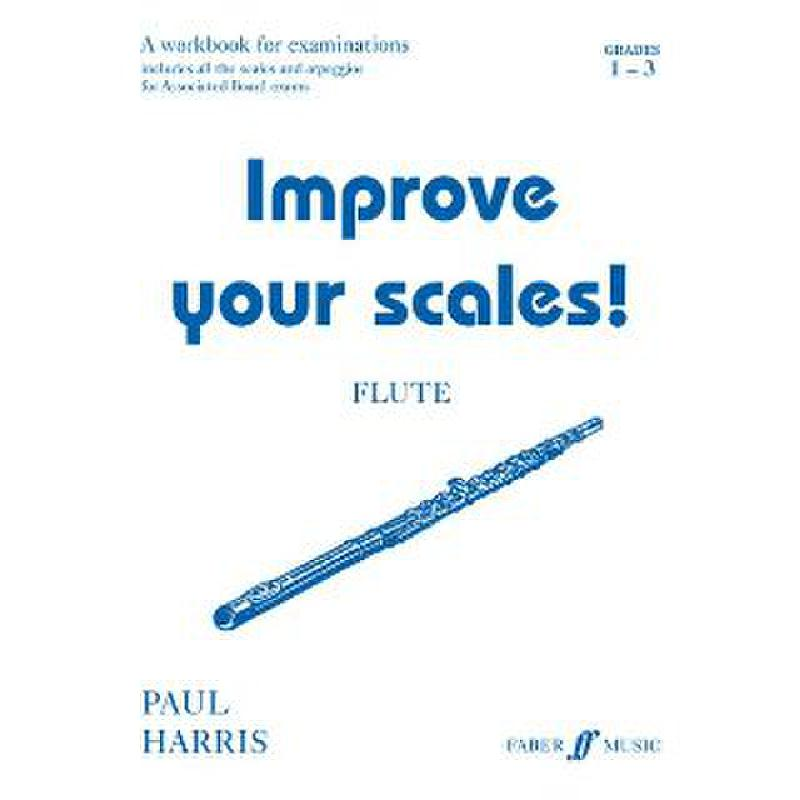 Produktinformationen zu IMPROVE YOUR SCALES 1-3 ISBN 0-571-52024-3