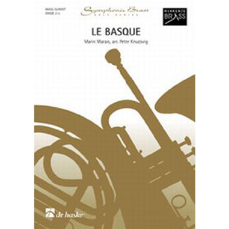 Titelbild für HASKE 1063985 - LE BASQUE