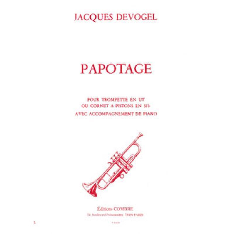 Titelbild für COMBRE -P4328 - PAPOTAGE