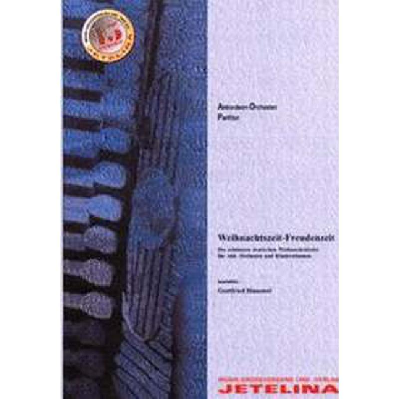 Titelbild für JETELINA -AO-061-P - WEIHNACHTSZEIT - FREUDENZEIT