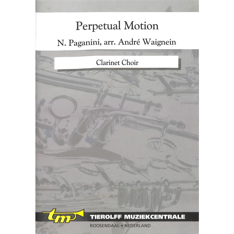 Titelbild für TIEROLFF -S4630 - PERPETUAL MOTION