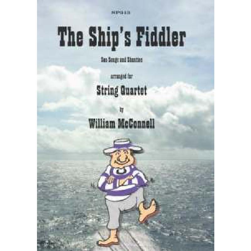 Titelbild für SPARTAN 313 - THE SHIP'S FIDDLER