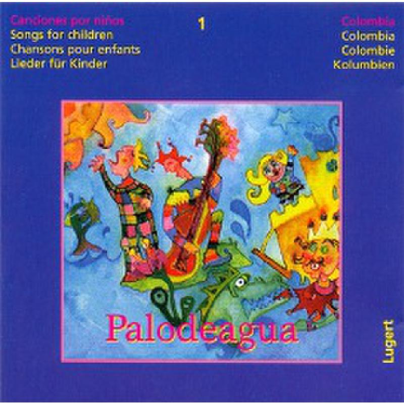 Titelbild für LUGERT 87 - PALODEAGUA 1 COLOMBIA (KOLUMBIEN)