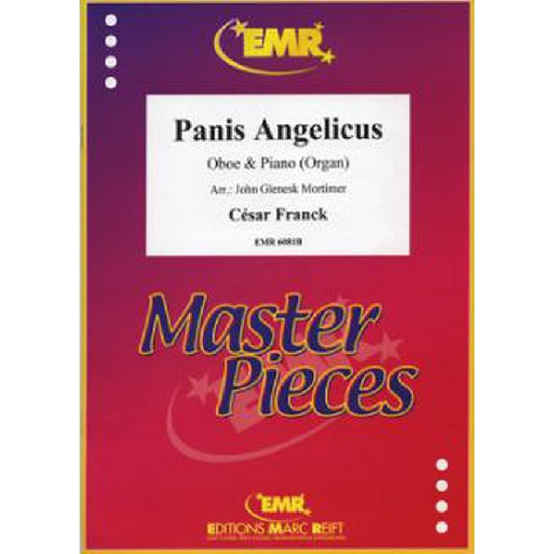Titelbild für EMR 6081B - PANIS ANGELICUS