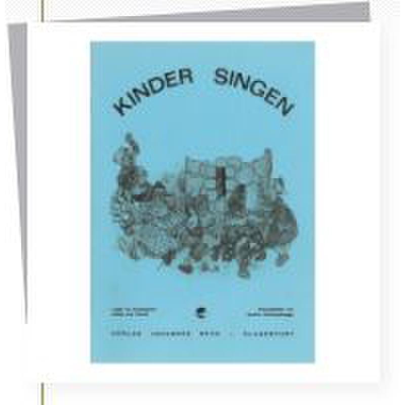 Titelbild für HEYN 0229-3 - KINDER SINGEN