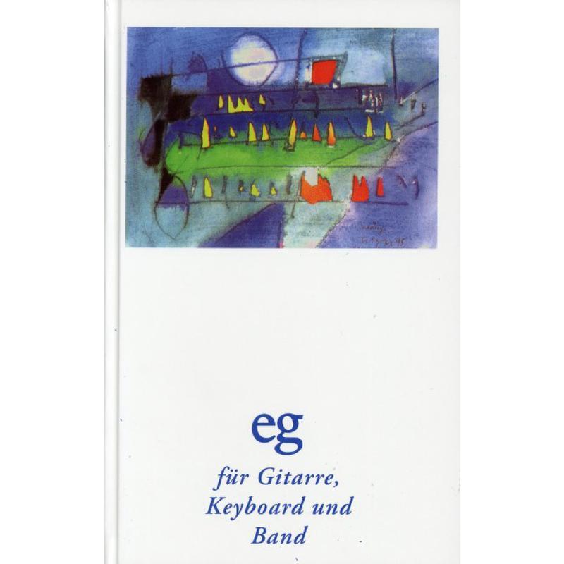 Titelbild für ISBN 3-579-00027-6 - EVANGELISCHES GESANGBUCH MIT AKKORDSYMBOLEN