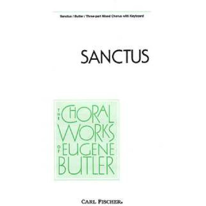 Titelbild für CF -CM8156 - SANCTUS