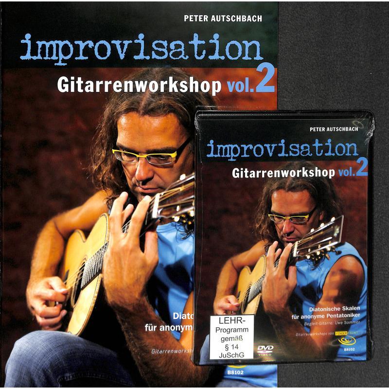 Titelbild für FP 8102 - Improvisation Gitarrenworkshop 2