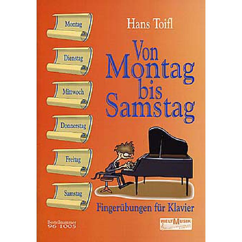 Titelbild für WM 961005 - VON MONTAG BIS SAMSTAG