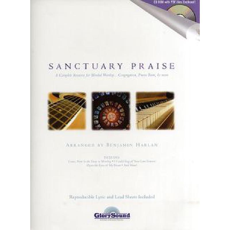 Titelbild für SPSB 1011 - SANCTUARY PRAISE