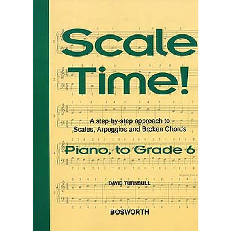 Titelbild für BOE 005010 - SCALE TIME 6