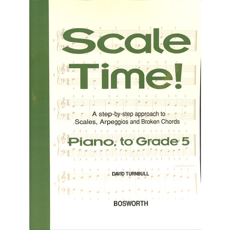 Titelbild für BOE 005001 - SCALE TIME 5