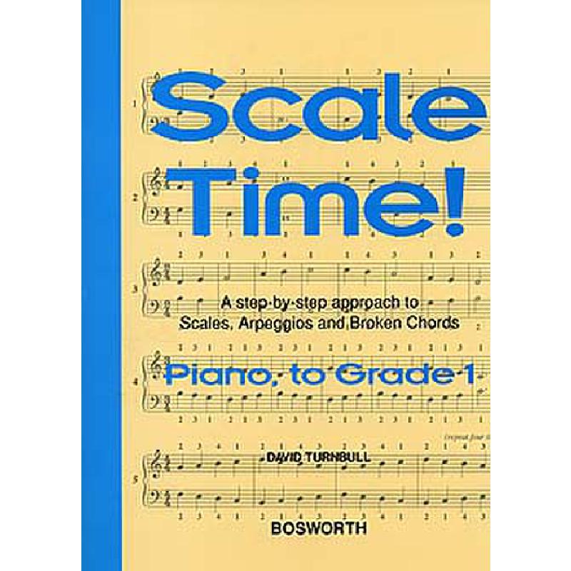 Titelbild für BOE 004992 - SCALE TIME 1