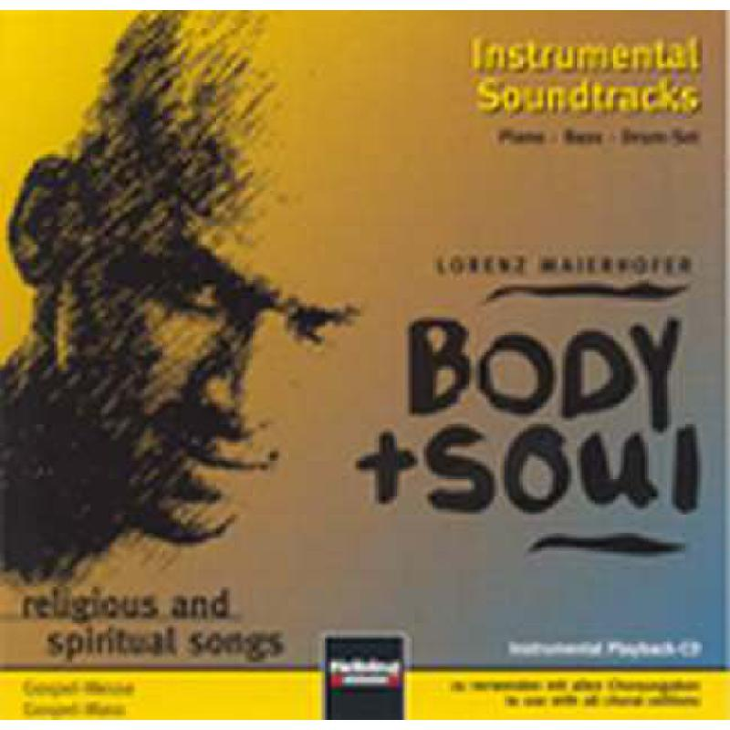 Titelbild für HELBL -C5296CD - BODY + SOUL - A SINGING MEDITATION