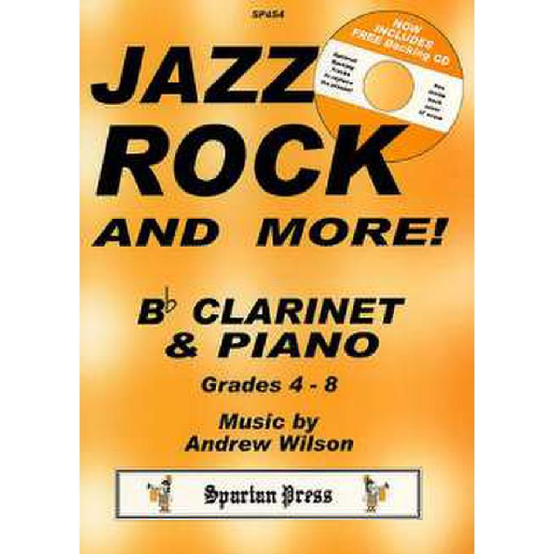 Titelbild für SPARTAN 454 - JAZZ ROCK + MORE