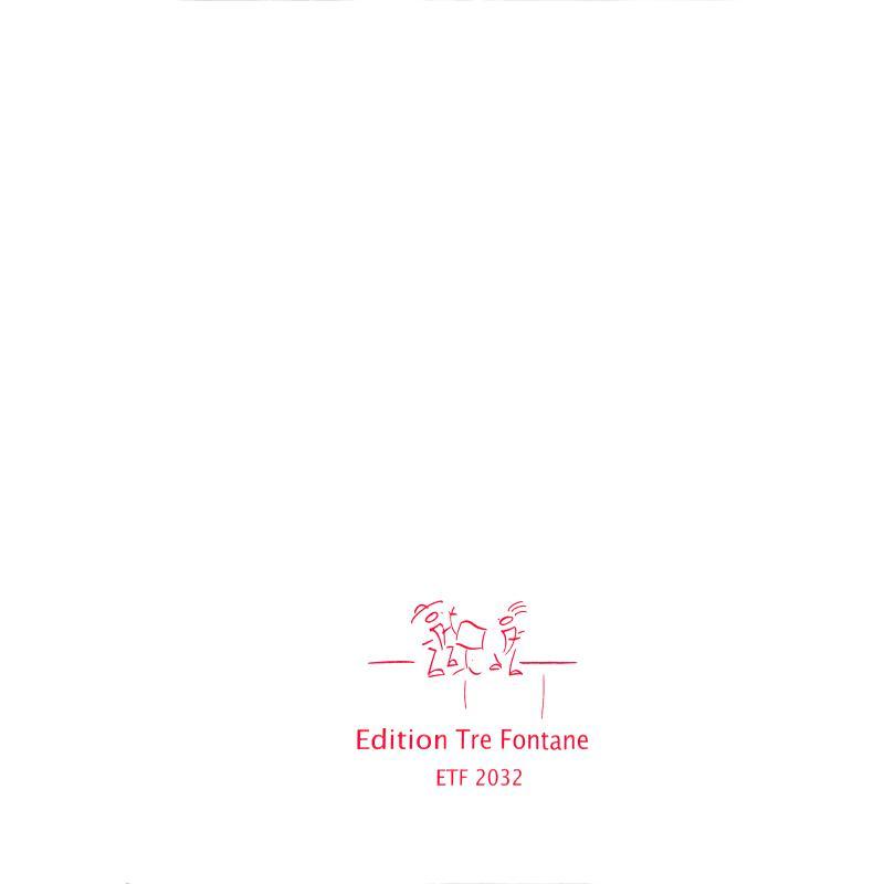 Notenbild für ETF 2032 - ZUNGENBRECHER FUER 4 BLOCKFLOETENKOEPFE