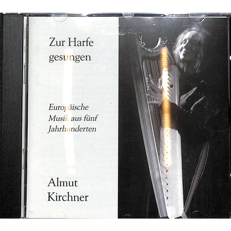 Titelbild für SPIEL 9807-CD - ZUR HARFE GESUNGEN