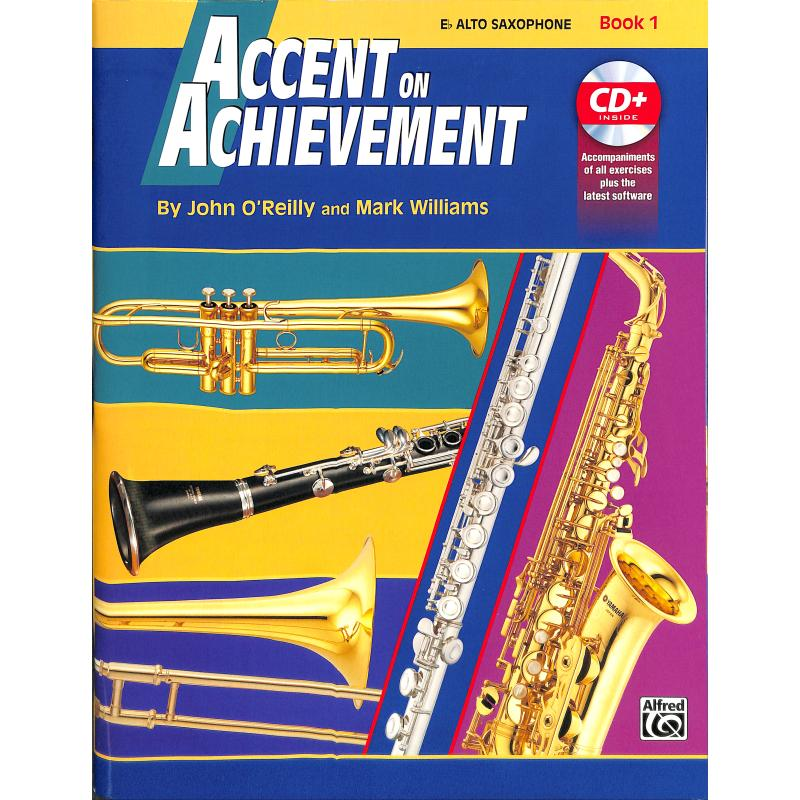 Titelbild für ALF 17087 - ACCENT ON ACHIEVEMENT 1