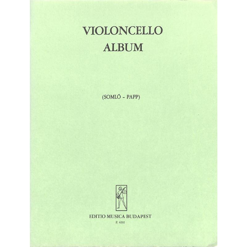 Titelbild für EMB 6292 - VIOLONCELLO ALBUM