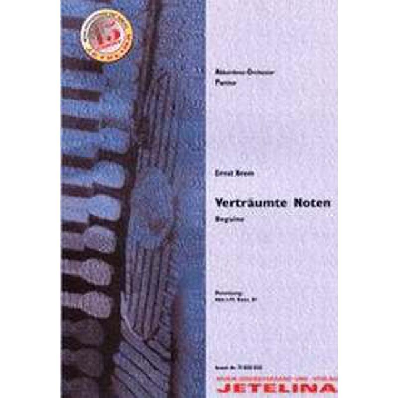 Titelbild für JETELINA -AO-074-P - VERTRAEUMTE NOTEN