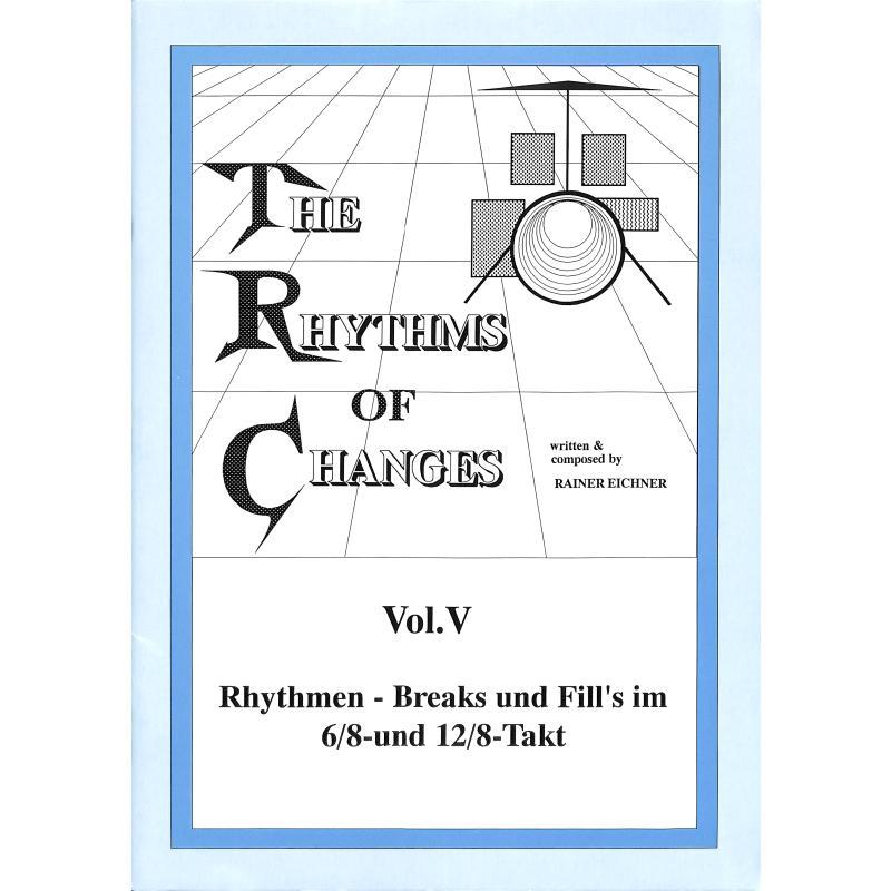 Titelbild für HELIKON -RC5 - RHYTHMS OF CHANGES 5