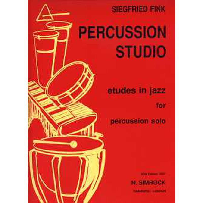 Titelbild für EE 2807 - PERCUSSION STUDIO