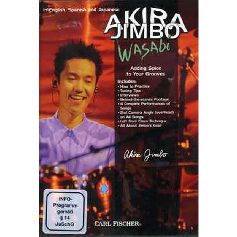 Titelbild für MSHUD 700579 - WASABI - ADDING SPICE TO YOUR GROOVES
