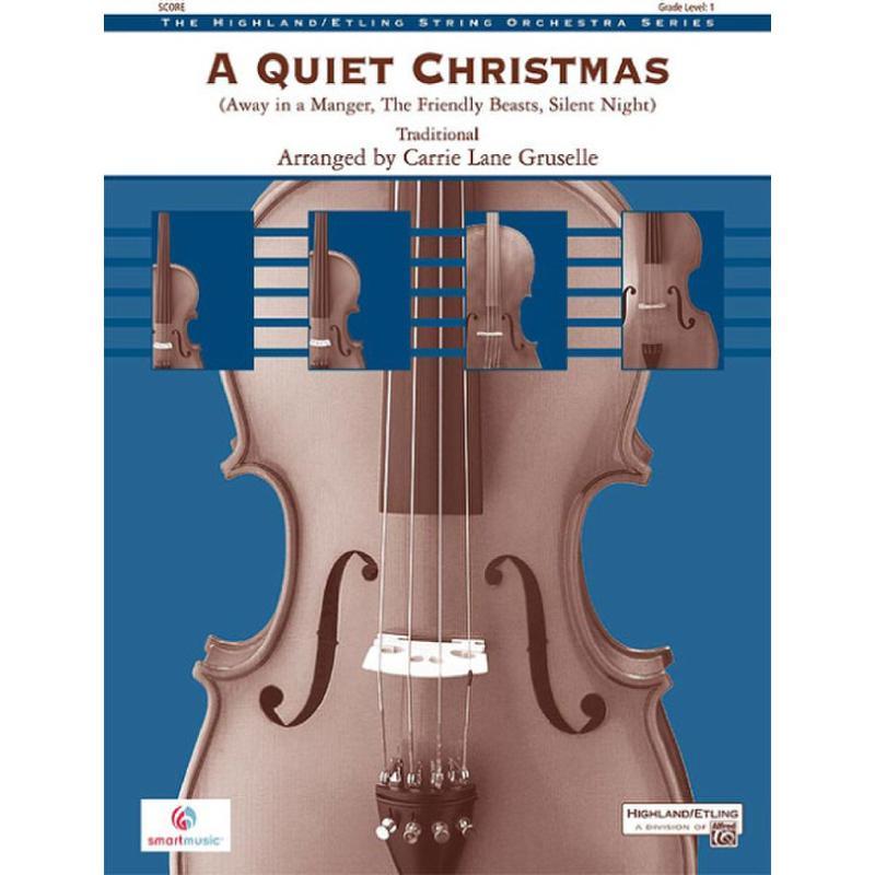 Titelbild für ALF 26568S - A QUIET CHRISTMAS