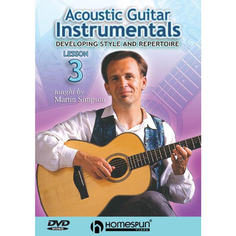Titelbild für HL 641819 - ACOUSTIC GUITAR INSTRUMENTALS 3