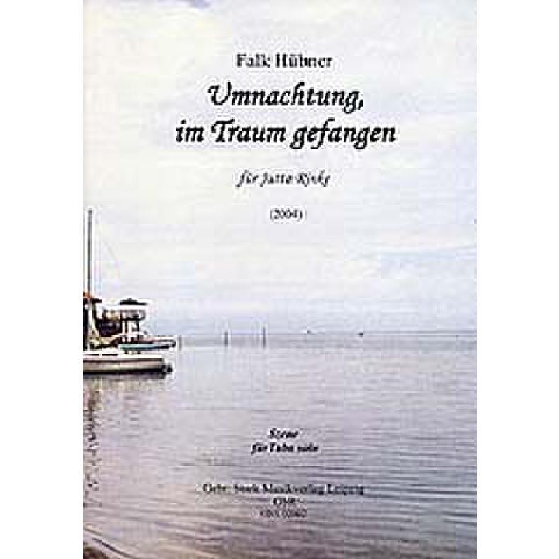 Titelbild für GNS 02002 - UMNACHTUNG IM TRAUM GEFANGEN