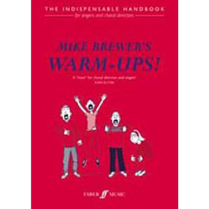 Titelbild für ISBN 0-571-52071-5 - WARM UPS - THE INDISPENSABLE HANBOOK