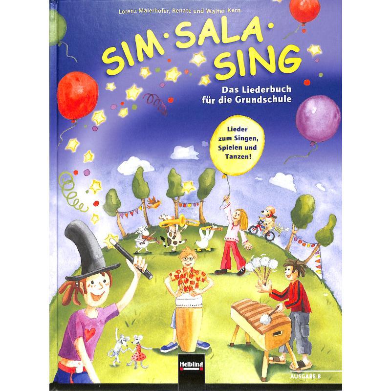 Titelbild für HELBL -S5655 - SIM SALA SING - AUSGABE B BAYERN